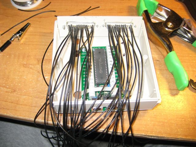ipac_box4 freddo's mame cabinet ipac wiring, speakers, and powerstrip hacking ipac wiring harness at creativeand.co