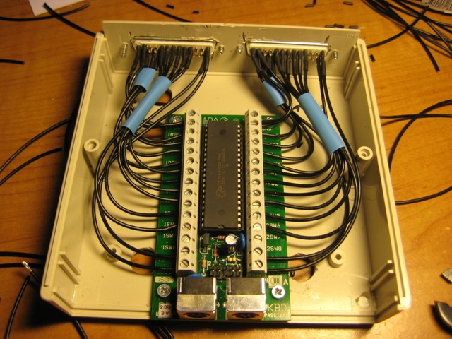 ipac_box5 freddo's mame cabinet ipac wiring, speakers, and powerstrip hacking ipac wiring harness at creativeand.co